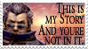 Auron's Story Stamp by Indy-chan