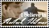 I believe in Sherlock Holmes Stamp