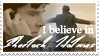 I believe in Sherlock Holmes Stamp by Indy-chan