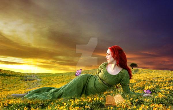 Spring has Sprung by EsotericIllusion
