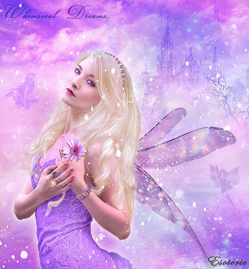 Whimsical Dreams...