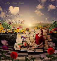 ...My Secret Garden... by WhimsicalBlue