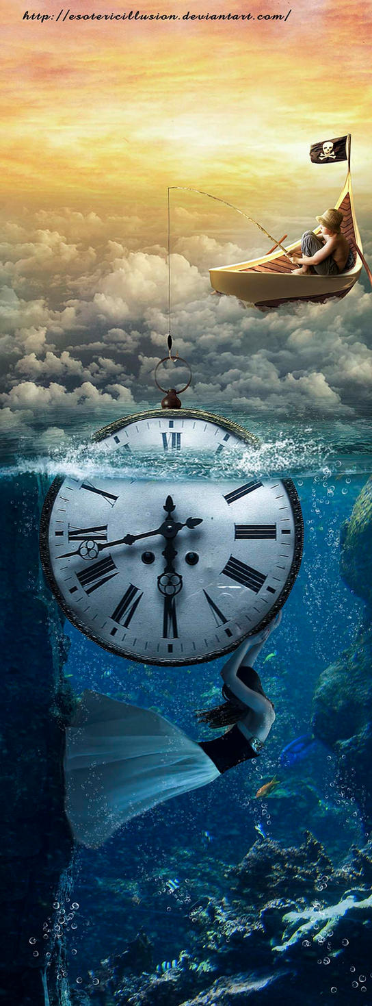 ...Time Stealer... by SilentDreamer-Art