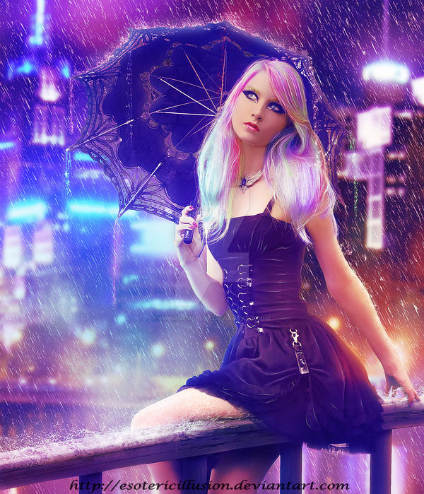 'Til the love rains down... by WhimsicalBlue