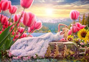 Sunshine Kiss by WhimsicalBlue