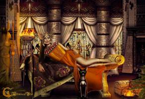 Kleopatra VII by WhimsicalBlue