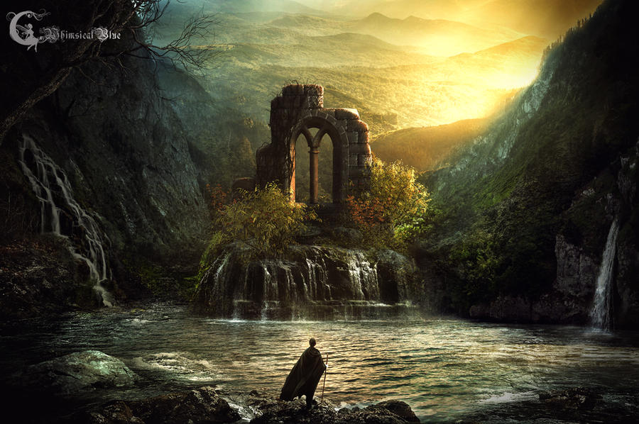 In the shadows of Rivendell
