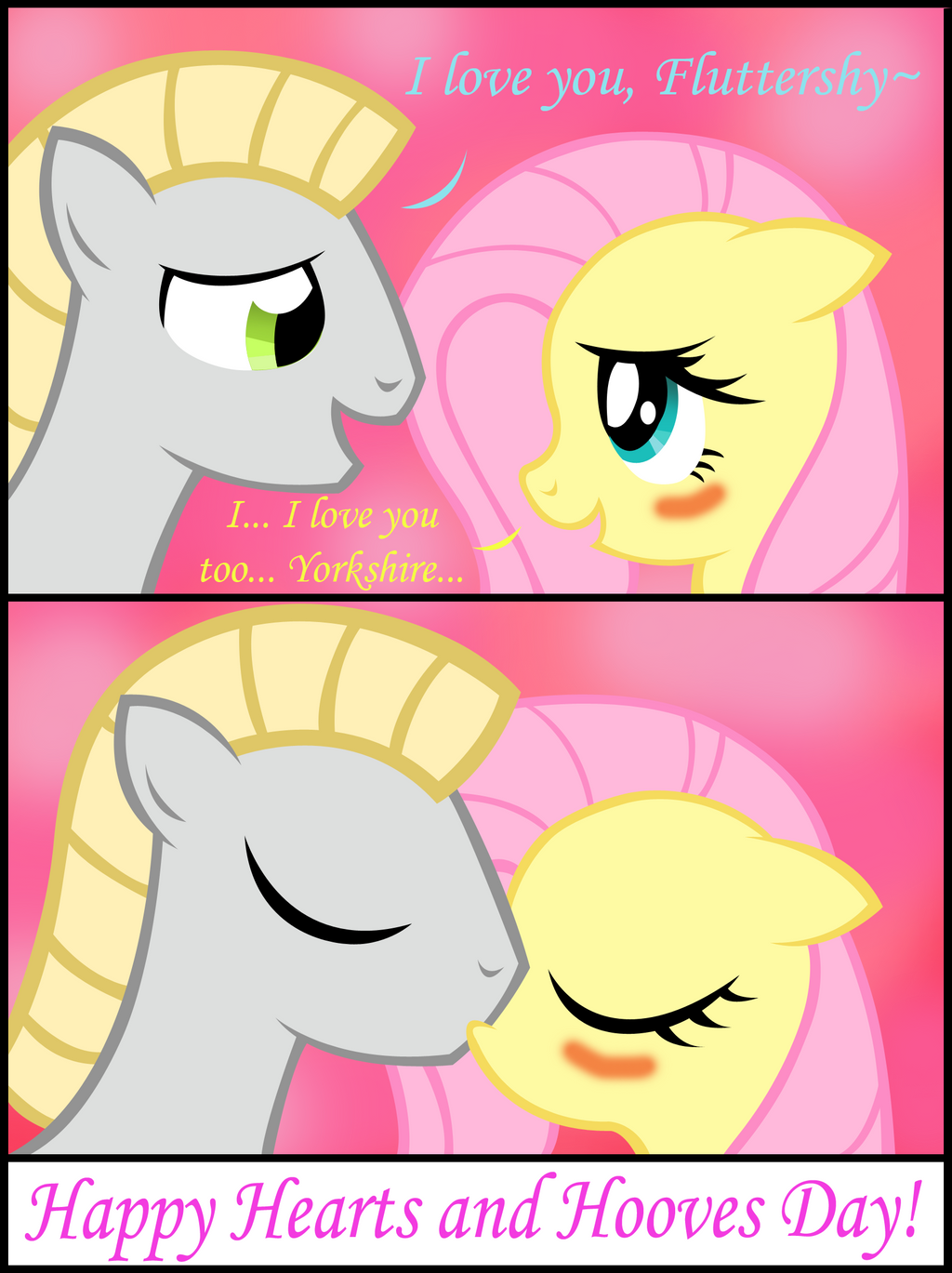 my little pony fluttershys boyfriend