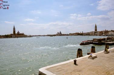 Venice - cityscape by lailalta