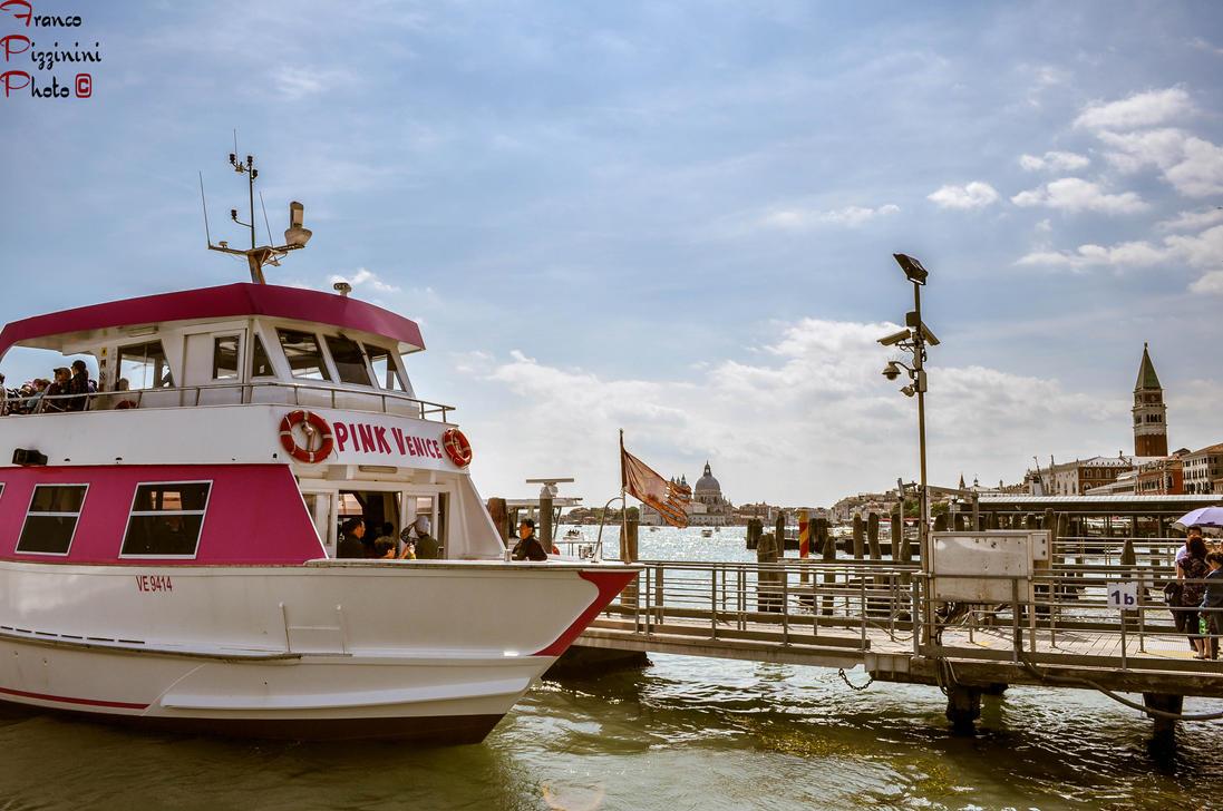 Venice - Pink by lailalta
