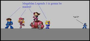 MegaMan Legends 3...