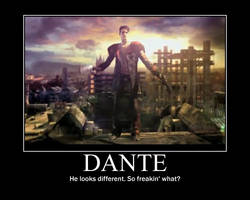 Dante poster by TPPR10