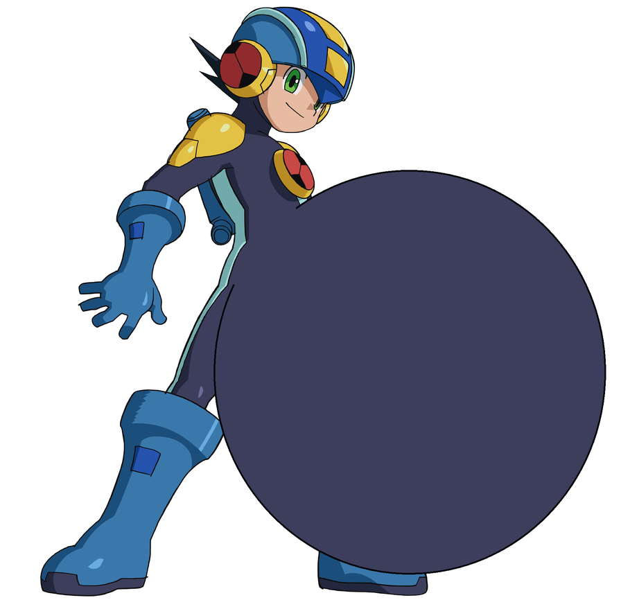 MegaMan.EXE vore by TPPR10