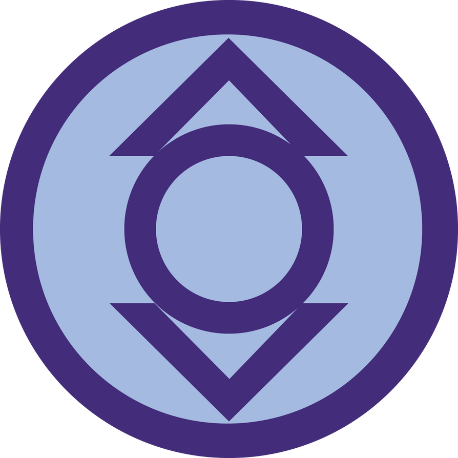 Purple lantern logo