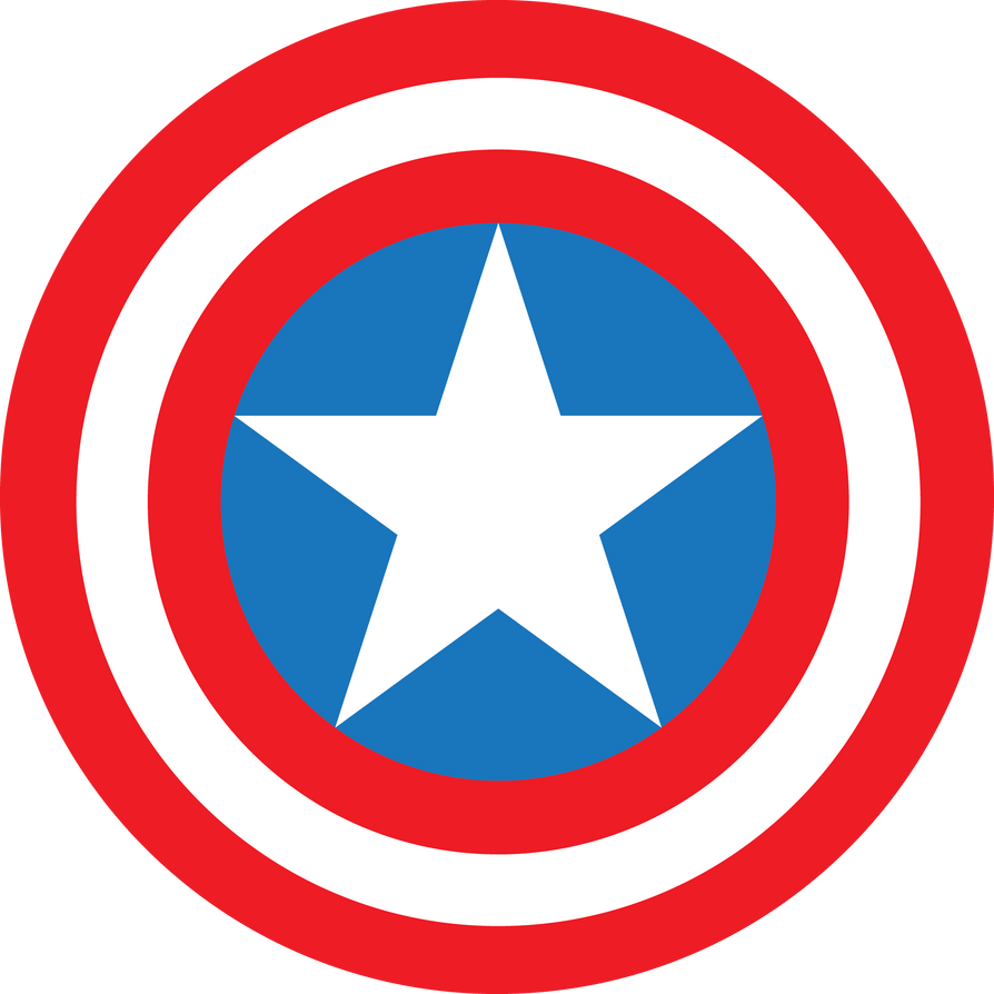 Captain America by DHLarson