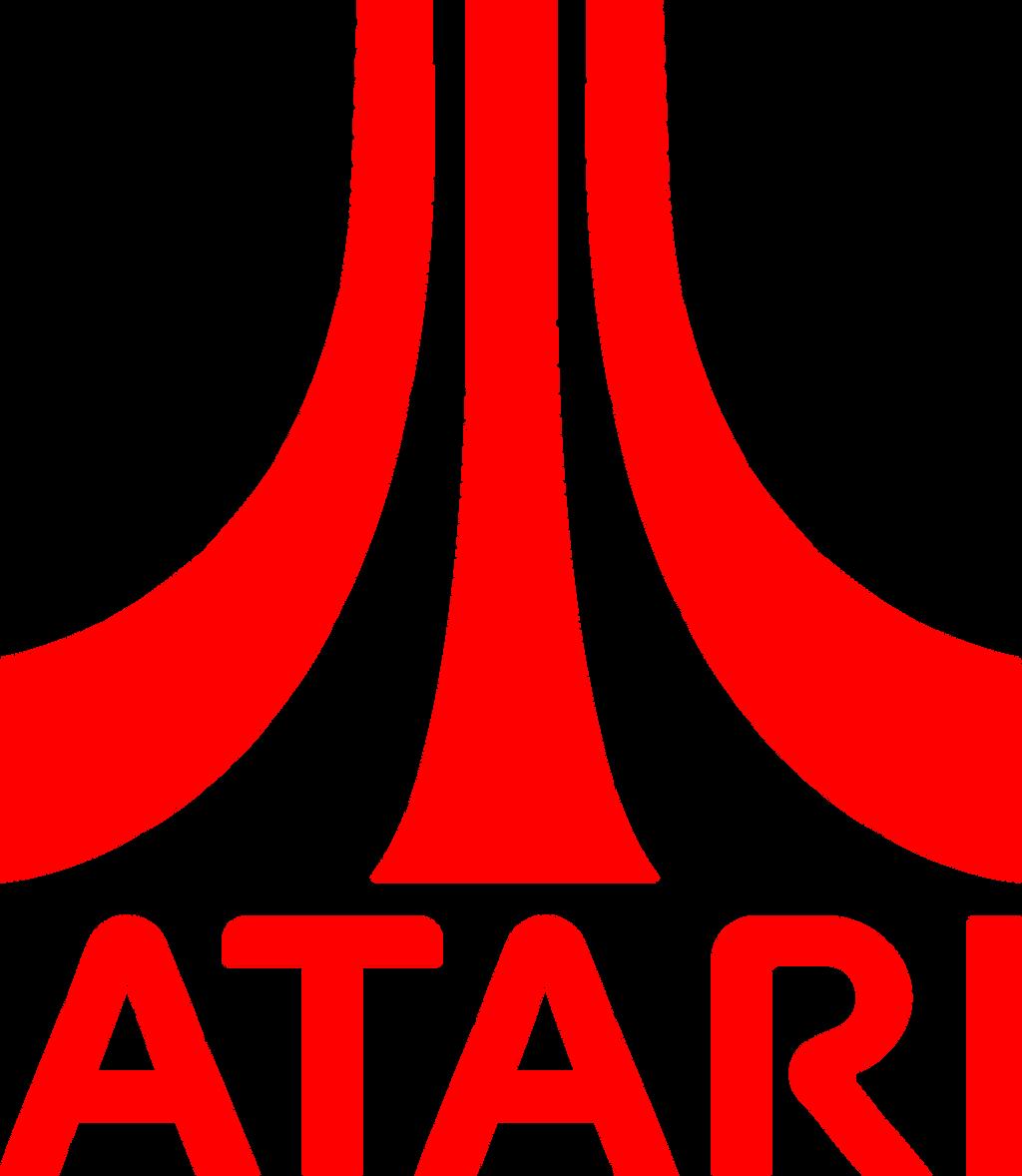 Atari Logo by DHLarson on DeviantArt