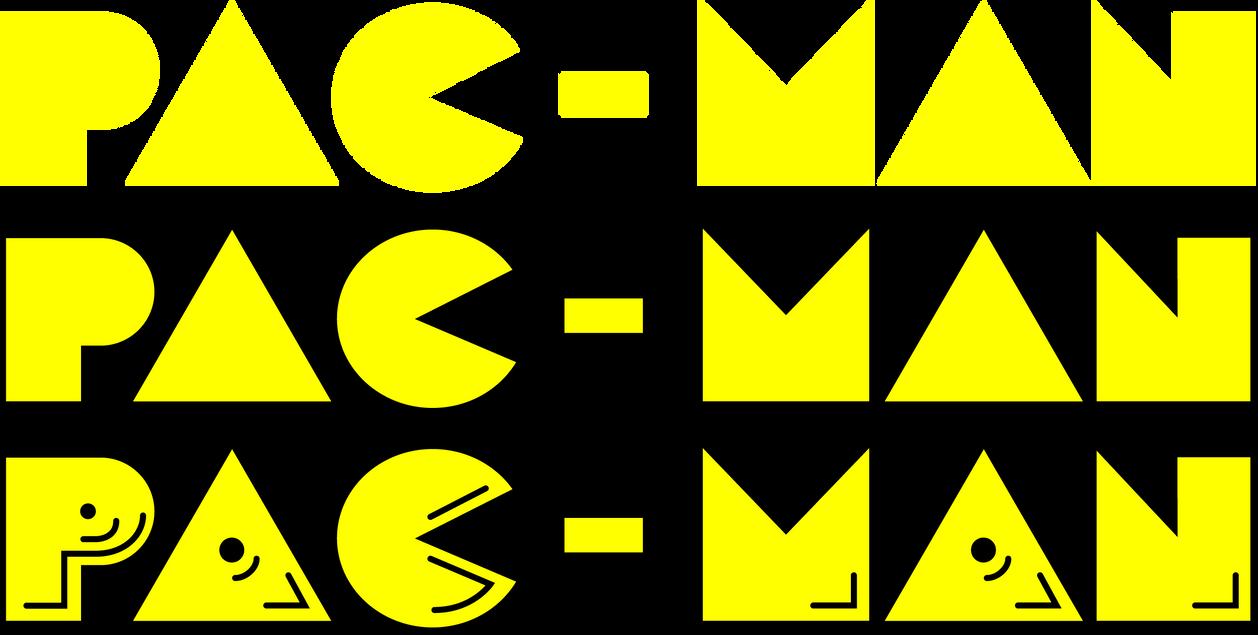 pacman logo -#main