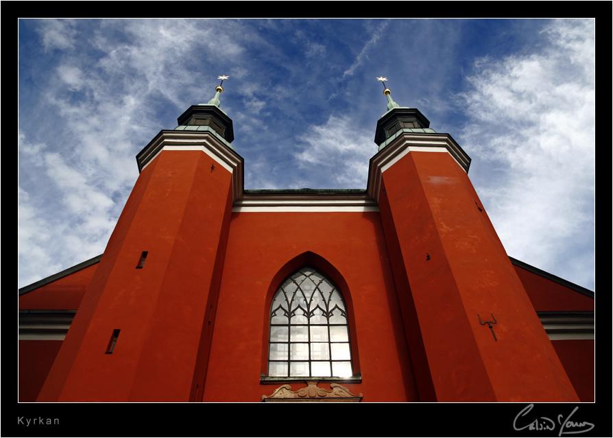 Kyrkan by Splic