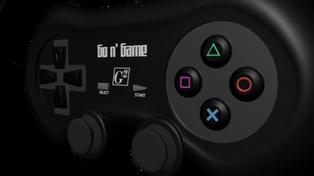 Go n' Game G2 by StrikeFear13