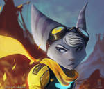 Rivet - Ratchet and Clank