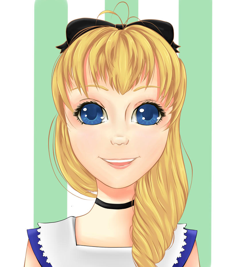 Alice by lizzylovesbooks