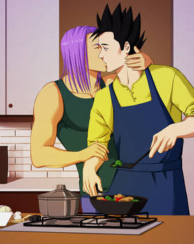 Commission for Truhania: Cooking
