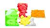 Gummy Bears by Lagomorphas