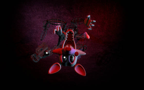 The Mangle is out for you.