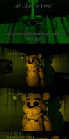 Golden Freddy Got Gud