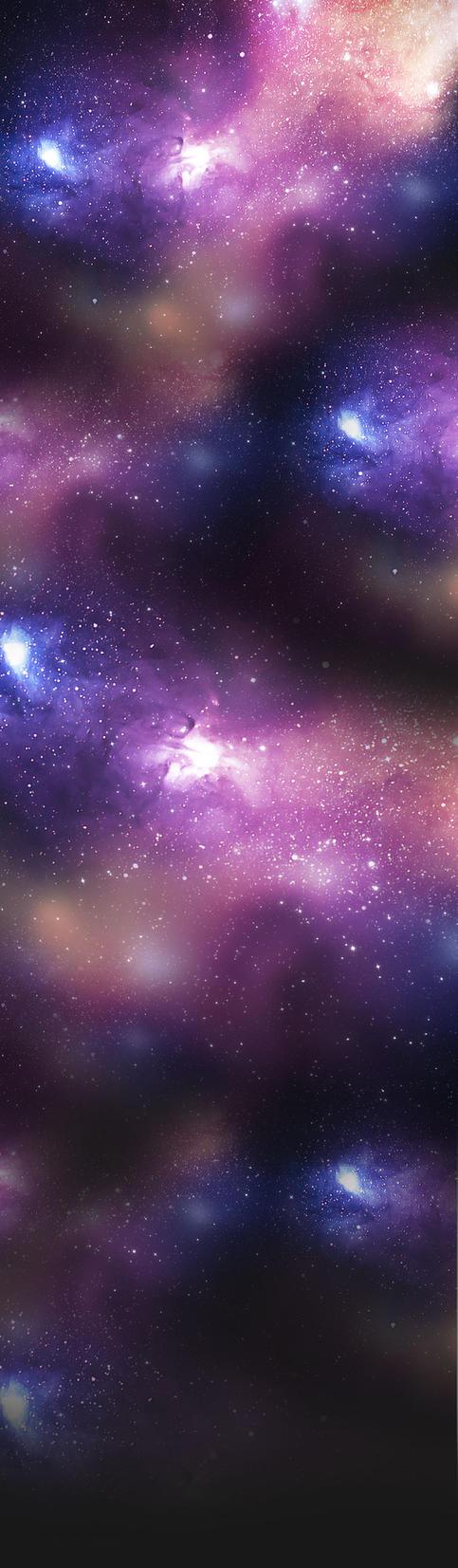 Galaxy box background by Sarah--Elizabeth