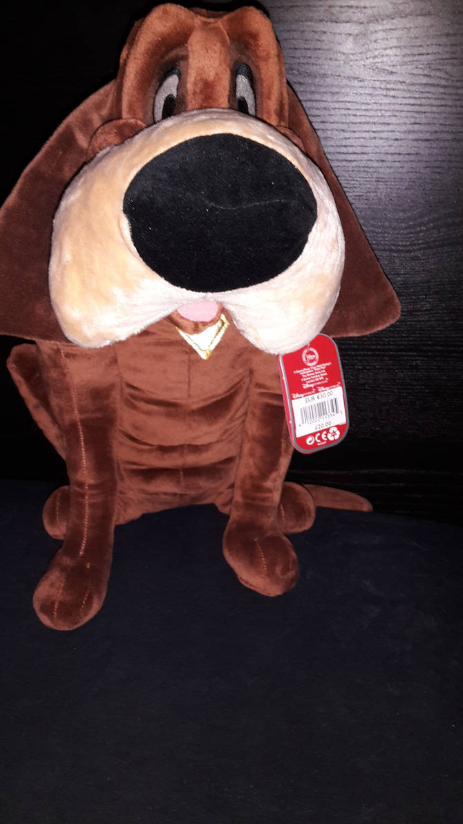 Trusty Plush From Lady And The Tramp By 101sanneferdi On Deviantart