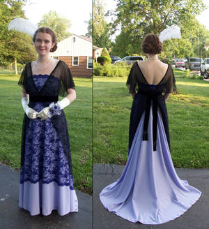 19-Teens Inspired Prom Dress 2012