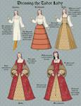 Dressing the Tudor Lady
