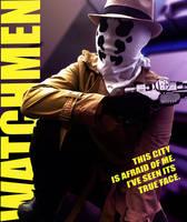 WATCHMEN: Rorschach by Junez-chan