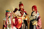 Magi: Kou Empire Red brothers
