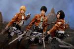 Attack on Titan: Best Friends