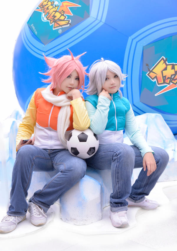 Inazuma11: Fubuki Brothers by Junez-chan