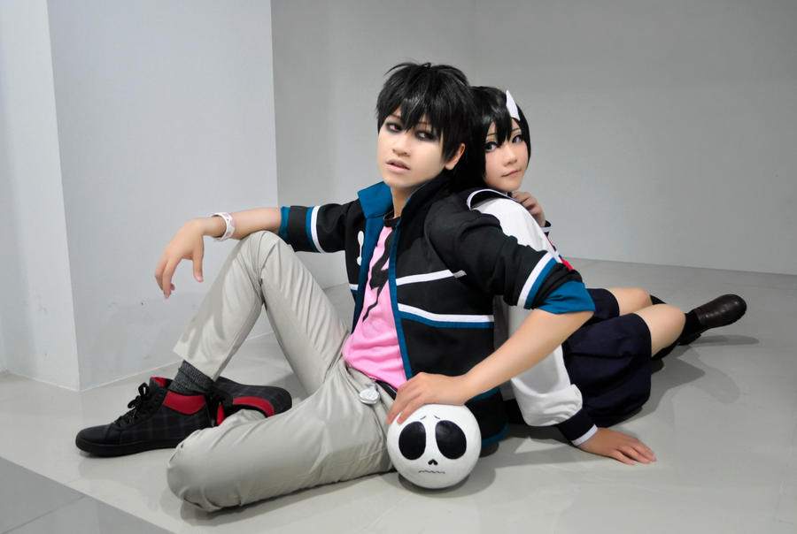 Cosplay: Blood Lad by Junez-chan