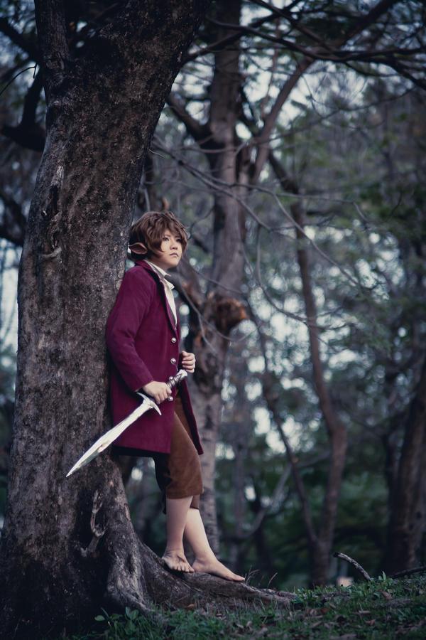 The Hobbit: In Mirkwood by Junez-chan