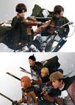 Attack on Titan: Rivaille Squad
