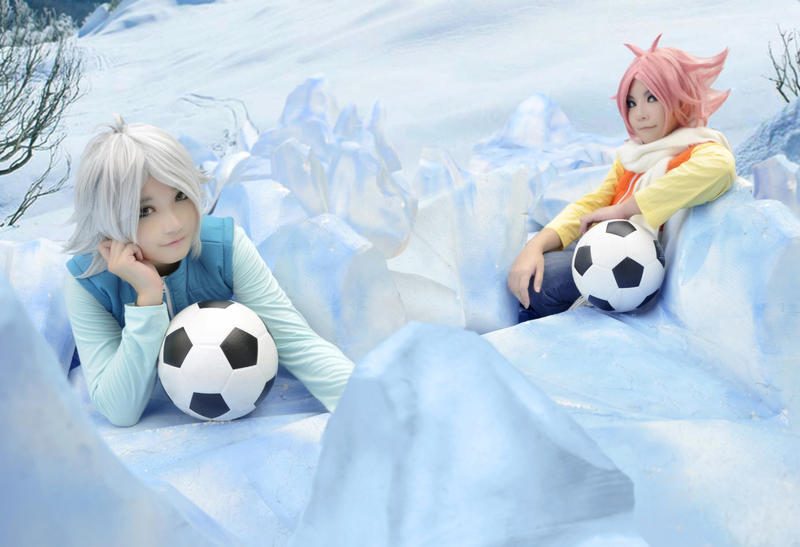 Inazuma11: Snow Brothers by Junez-chan