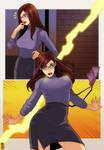 Diane is Cosmic Bosom Girl - Part 1