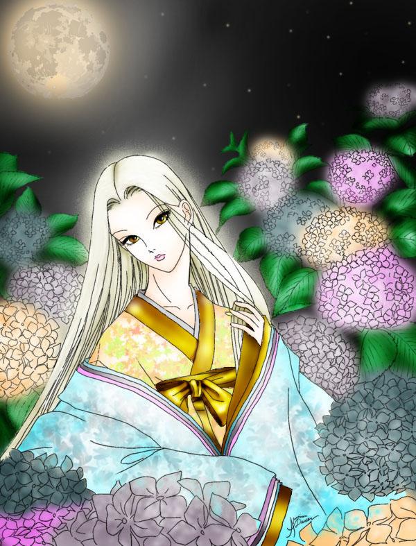 Kaguya Hime by Atressa