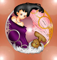 Yin and Yang by NEPi COLORED by Atressa