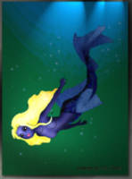 Siren of the Sea Colored by Atressa