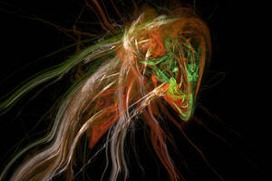 The night of the Banshee by FractalCaleidoscope