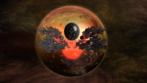 H456 centuri Dragon planet