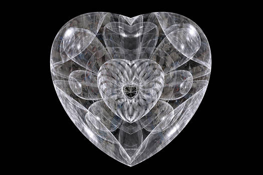 Happy Valentinesday,  a pure heart.