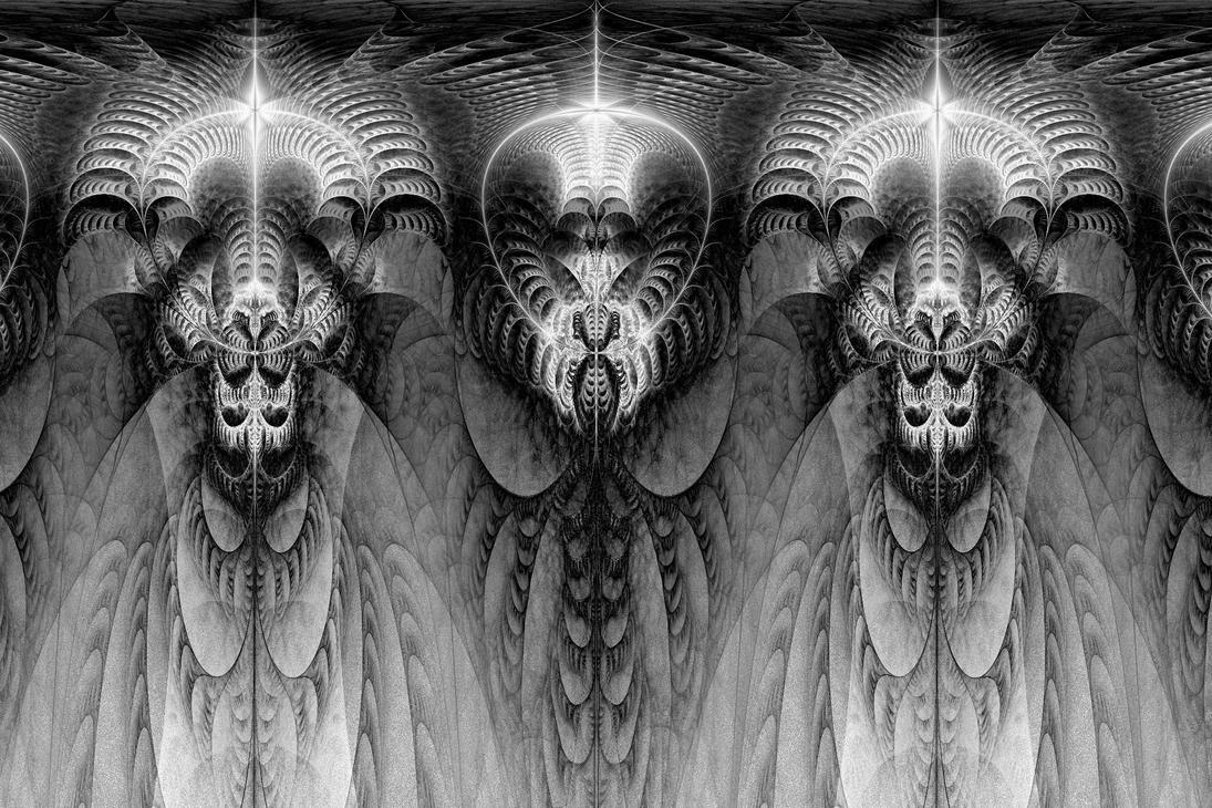 Free, Stock -  Highpriest Spirits Of The Quetszal by FractalCaleidoscope