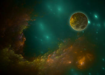 Nebula by FractalCaleidoscope